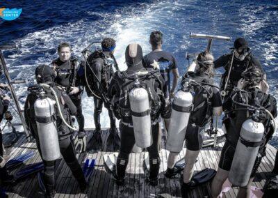 plongée à Hurghada