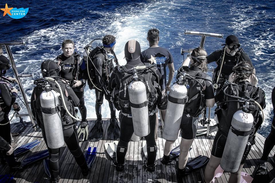 plonger à Hurghada