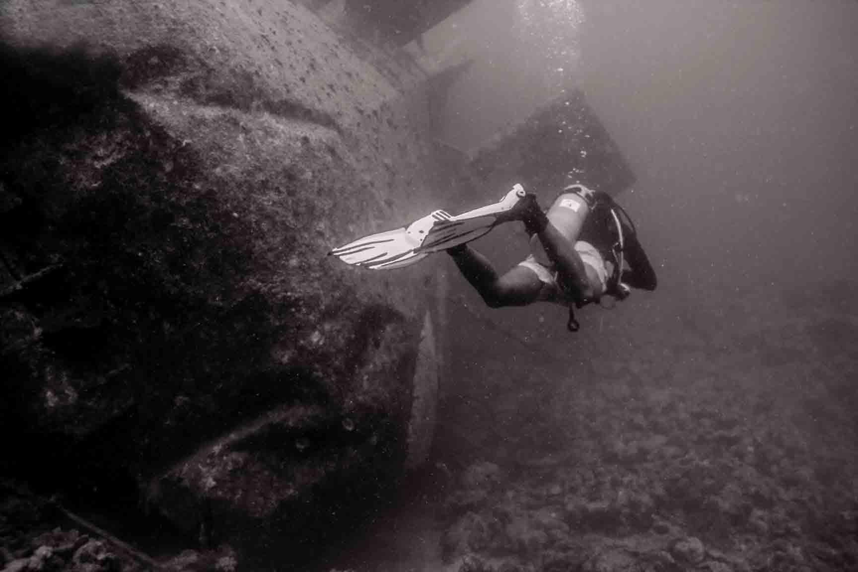 Spécialisation Epave (Wreck) Dive 2jours (4 plongées)