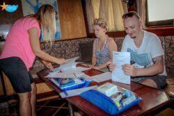 Cours PADI Advanced Open Water de 2 jours avec manuel et certification