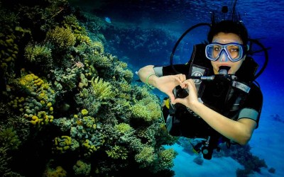 Discover Scuba Diving With us