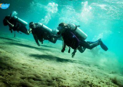Dive in Hurghada