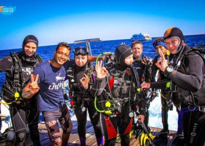 Scuba Daily diving hurghada