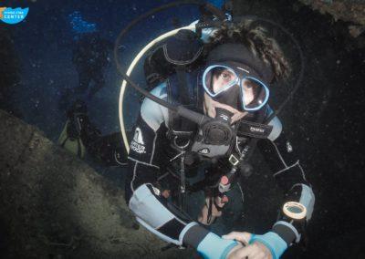 Wreck Diver Course Hurghada
