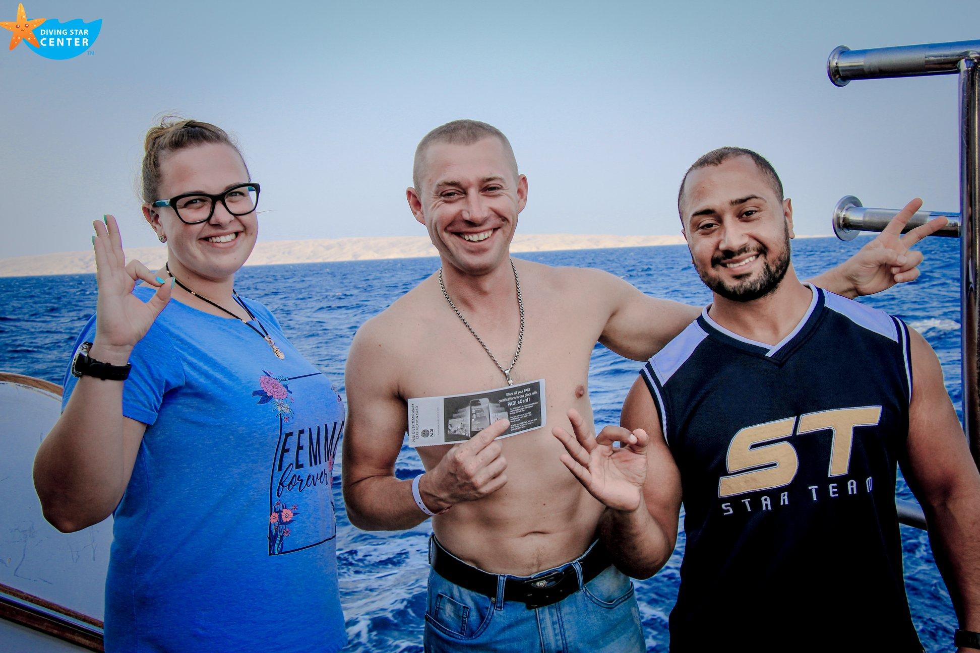 Diving School Diving Star Hurghada