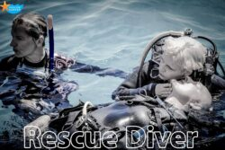 PADI rescue diver 4 Days with Manual and Certification 370 Euro