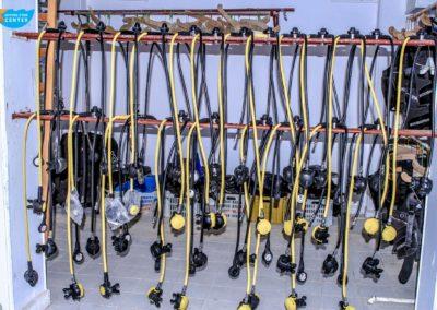 diving equipment 1