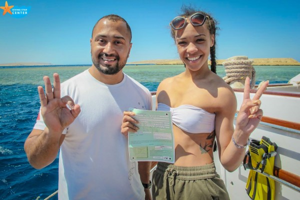 Diving Courses -open water course