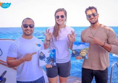 padi diving courses hurghada