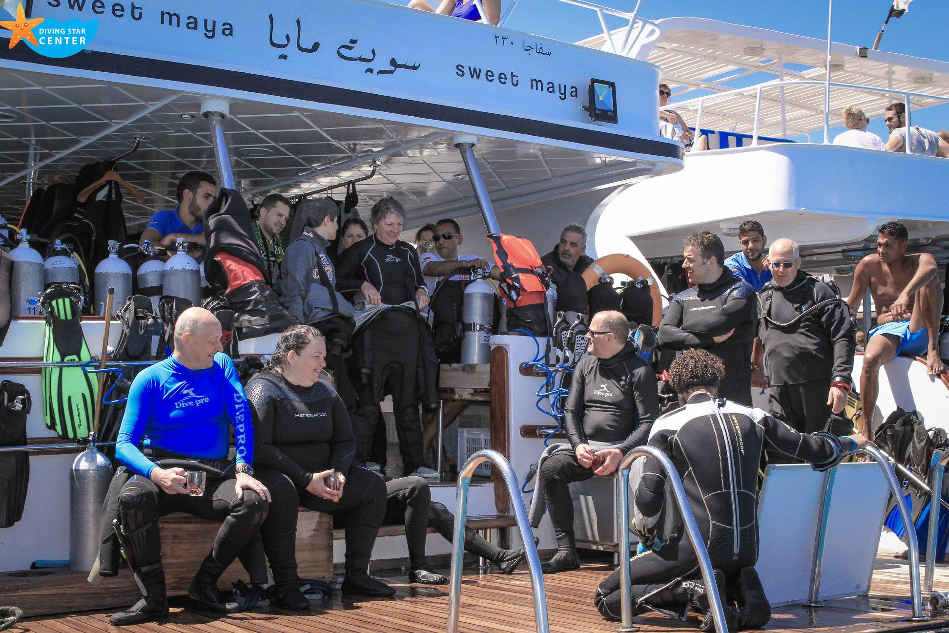 diving center hurghada